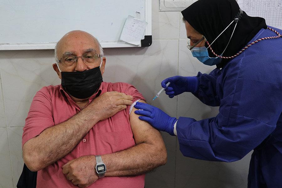 مردم بدون نوبت برای تزریق واکسن به مراکز بهداشت مراجعه نکنند
