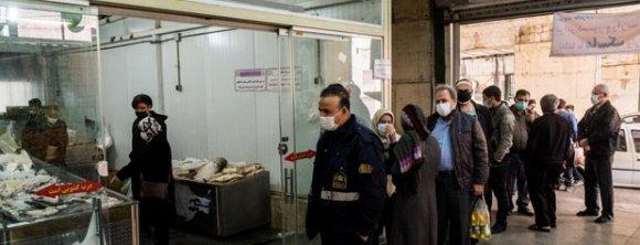 سقوط آزاد سفره ایرانی
